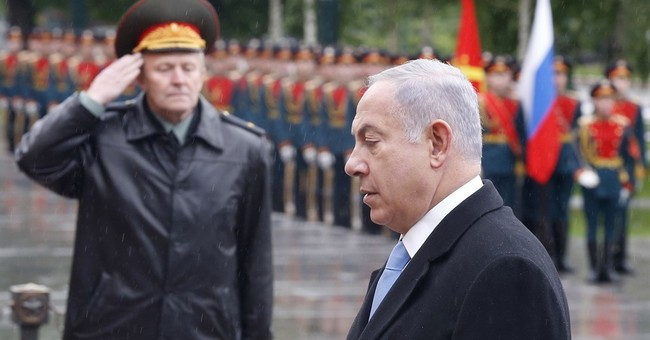 Russia's Putin hosts Israel's Netanyahu for Syria talks