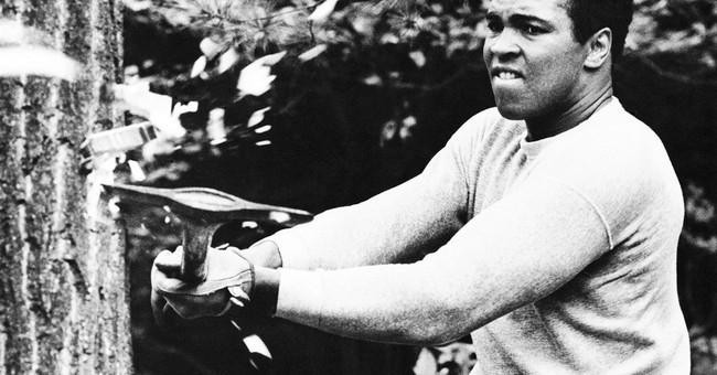 Muhammad Ali welcomed all at Pennsylvania training camp
