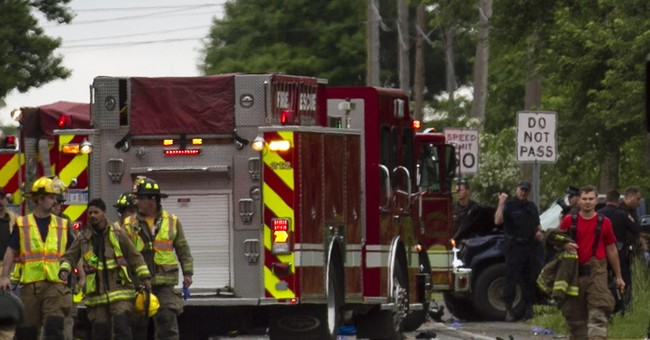 Latest: Authorities were searching for driver who hit bikers