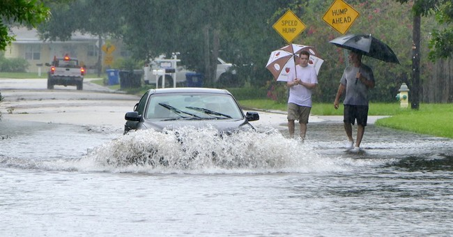 The Latest: After rain, St. Petersburg pumps sewage into bay