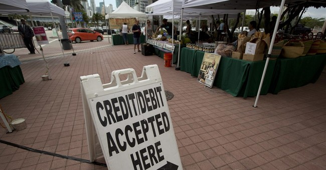 Consumer borrowing slowed in April