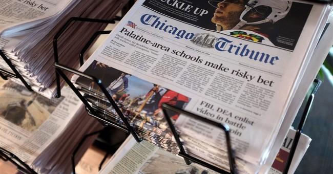 Gannett still in the hunt for Tribune Publishing