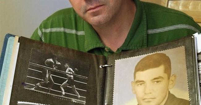 Unlike Muhammad Ali, fellow boxer Bob Carmody went to war