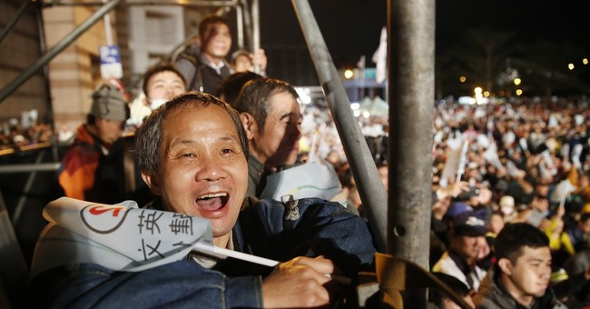 Taiwan elects 1st female president, rejects pro-China party