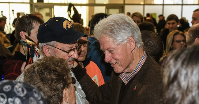 Hillary Clinton campaign deploys husband Bill very carefully