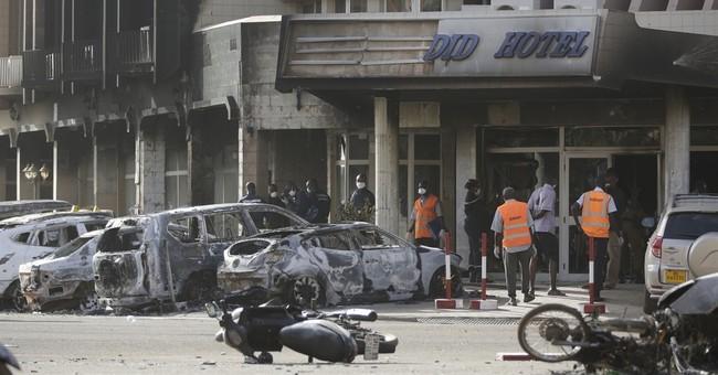 4 members of Ukrainian family among dead in Burkina Faso