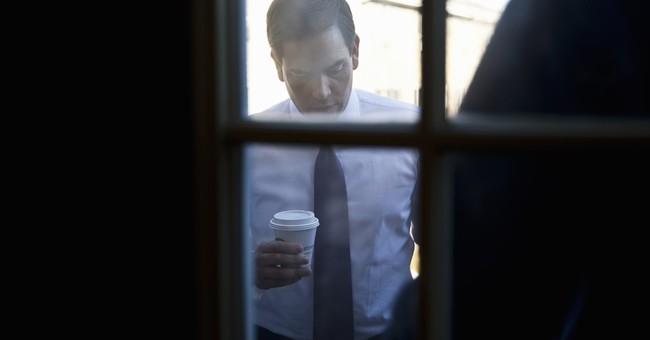 Rubio jabs Republican leaders: Anger not enough