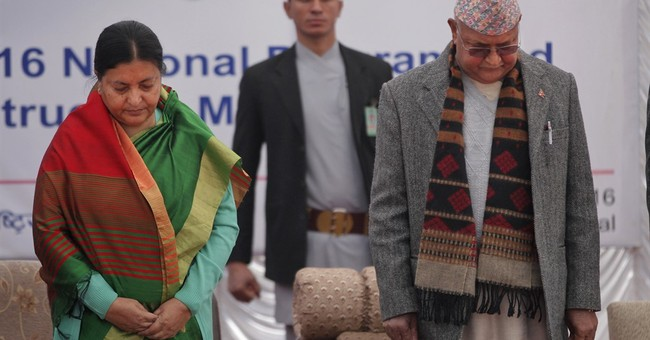 Nepal formally begins much delayed earthquake reconstruction