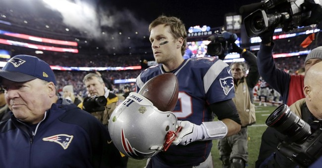 Manning, Brady to meet in AFC championship game