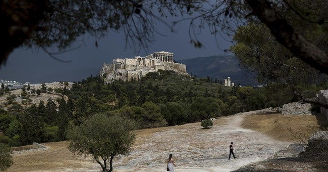 Greek state hospital workers, teachers on strike