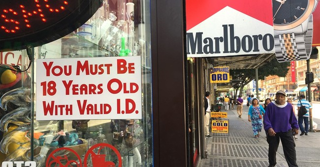 New smoking age to take effect in California