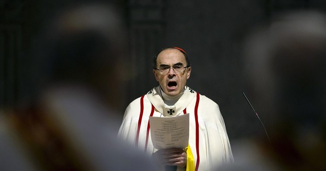 French cardinal questioned in priest sex abuse cases