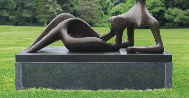 APNewsBreak: Rare Henry Moore could fetch $29M at auction