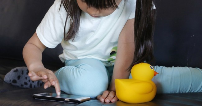 Edwin the Duck comes with a variety of digital technology