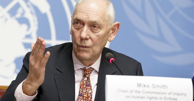Send Eritrea to International Criminal Court, UN group says
