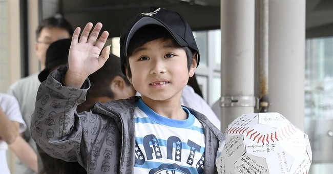 Abandoned boy reflects Japan's attitude on discipline, abuse
