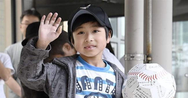 Abandoned boy reflects Japan's attitude on discipline, abuse
