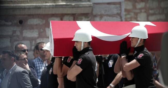 Suicide car bomb attack kills 5 in Turkish town; PKK blamed