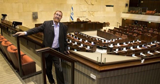 Controversial religious activist enters Israel's parliament