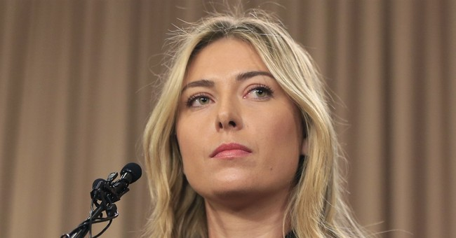 Maria Sharapova suspended for 2 years for failed drug test