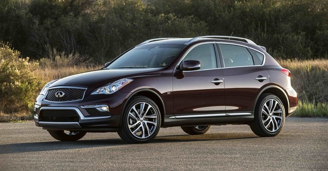 2016 Infiniti QX50 adds legroom and features, cuts price