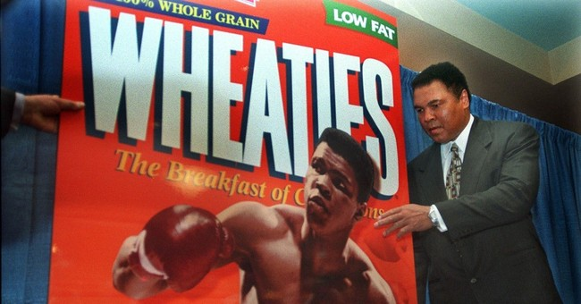 Muhammad Ali wasn't always 'The Greatest' at sponsorships