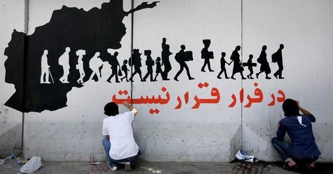 Grim sign of war, blast walls turn Afghan capital into maze