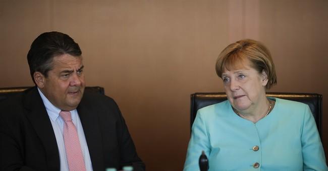 Germany's Merkel renews call for speedy US-Europe trade deal