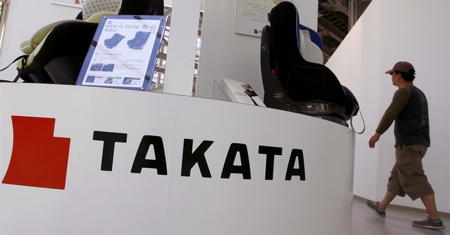 Criminal complaint filed in Japan over faulty Takata air bag