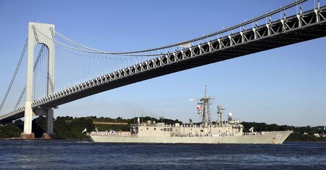 New push aims to fix misspelling of NYC's Verrazano Bridge