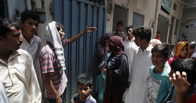 Pakistani woman burns daughter alive for marrying for love