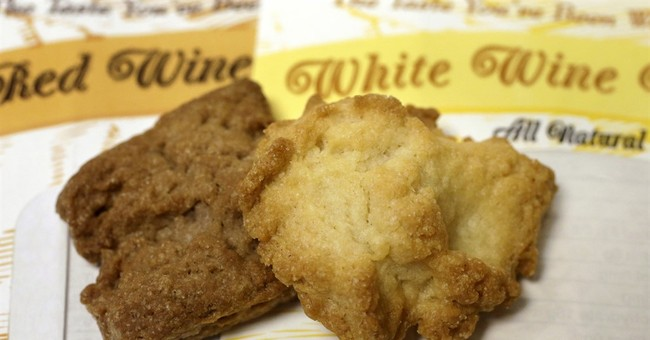 Law allows bakers to buy bulk wine for making wine biscuits
