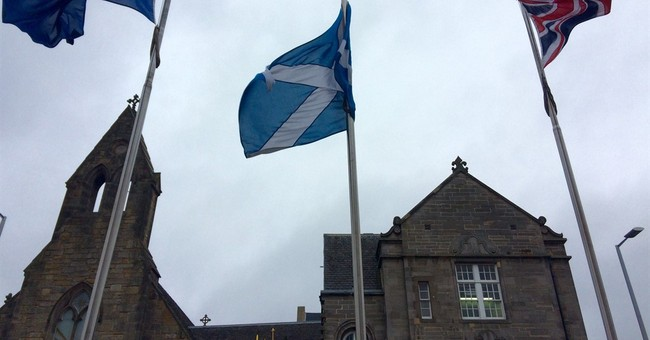 What the result of Britain's EU vote could mean for Scotland