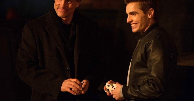 Review: The hocus pocus of 'Now You See Me 2' wears thin