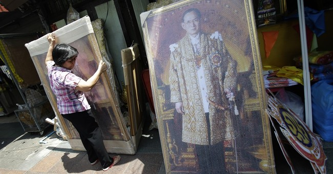 Thai king marks 70 years on the throne - from hospital bed