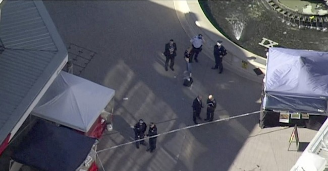 Police say they wounded 4 people in Sydney mall shooting