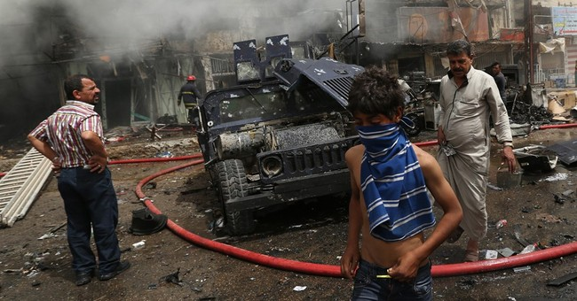 Setbacks seen for Islamic State in Syria, Iraq, Libya