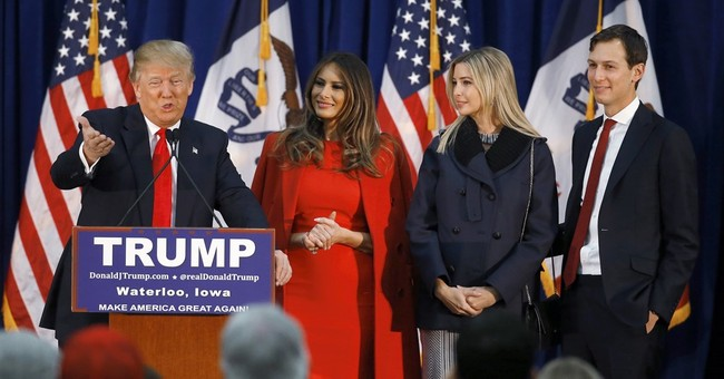 Trump son-in-law emerges as quiet force