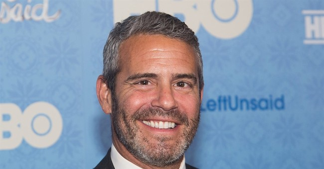 Andy Cohen is latest celebrity with own book imprint