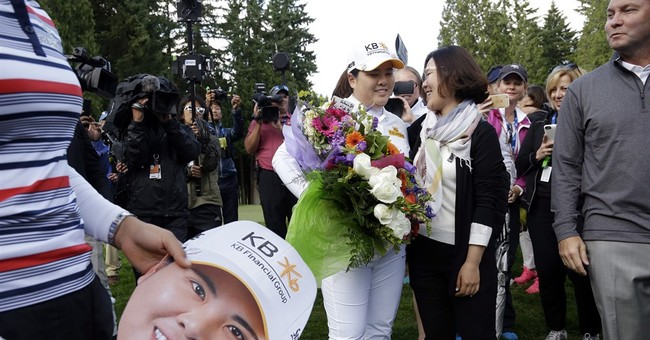 Park becomes Hall of Fame eligible, shoots 72 in Women's PGA