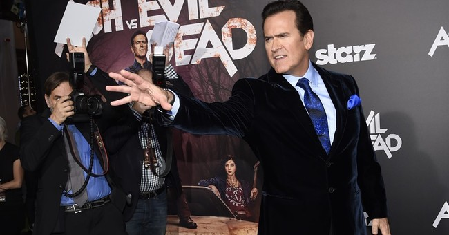 Actor Bruce Campbell says conservative tweet was faked