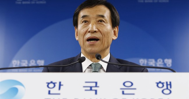 South Korea cuts rate sooner than expected as growth slows