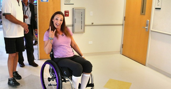 Paralyzed former Olympian: Hotel worker called me 'cripple'