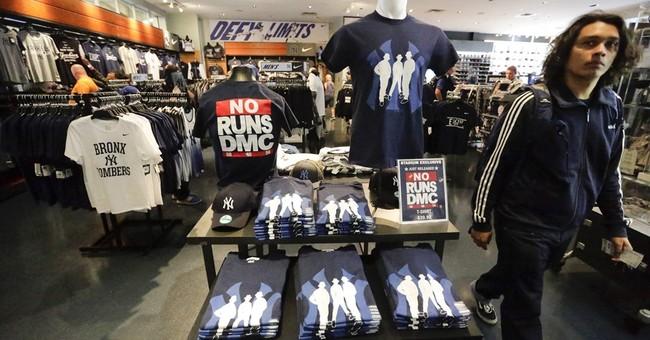 Yankees selling 'NO RUNS DMC' T-shirts for $39.99