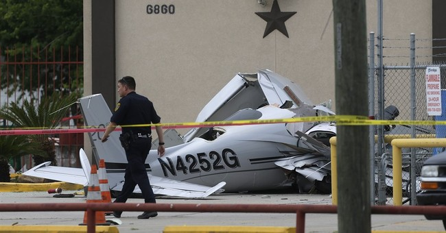 The Latest: NTSB official: Plane likely stalled before crash