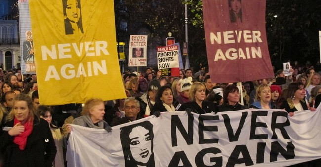 UN: Ireland's abortion ban is cruel, discriminatory to women