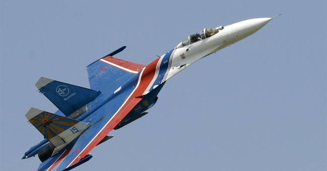 Pilot of elite Russian aerobatic squadron killed in crash