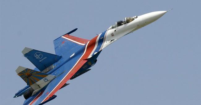 Pilot of elite Russian aerobatic squadron killed in crash