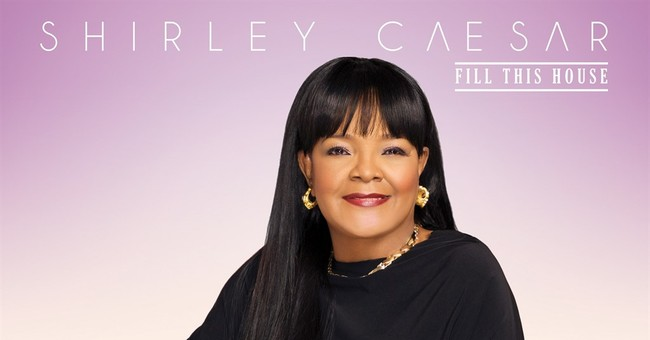 Review: Shirley Caesar's voice still powerful on new album