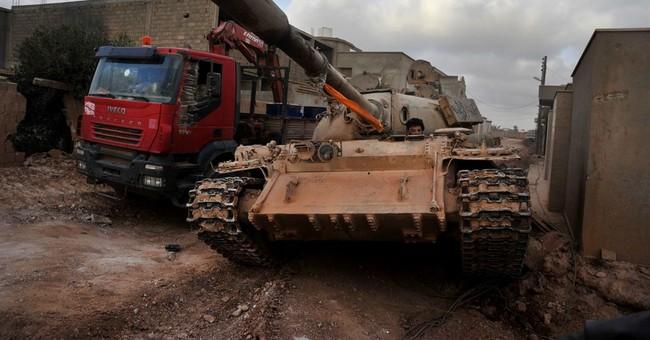 IS militants retreat from Libya bastion as militias advance